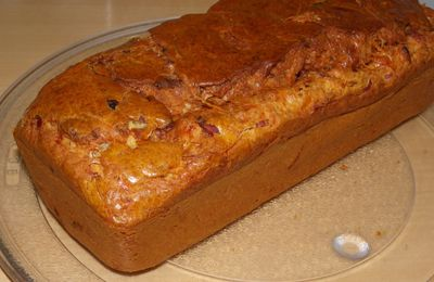 Mon cake façon flamenkuech au thermomix ou pas........