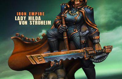 Raging Heroes: Iron Empire