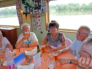 Détente à bord du bateau le BEETHOVEN et lors des excursions