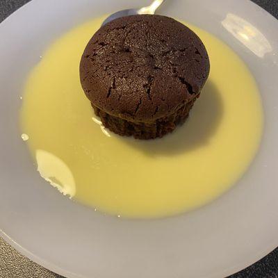 Coeurs coulants au chocolat avec le Cake Factory