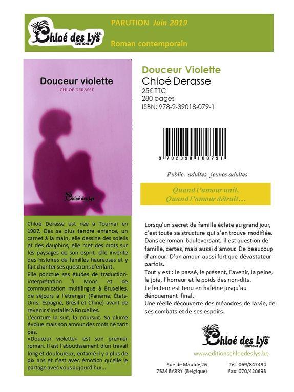 De nouveaux ouvrages sont parus chez CDL !!!