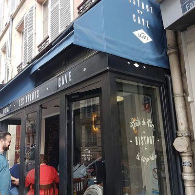 Les Arlots (Paris 10) : un bistro totalement régalant !