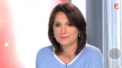 2013 02 05 - LAURENCE OSTOLOSA - FRANCE 2 - TELEMATIN @07H40