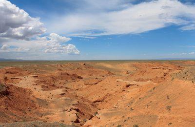 Roadtrip en Mongolie: Yolyn am, Bayanzag & Ongiin Khiid