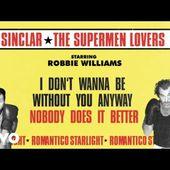 Bob Sinclar VS The Supermen Lovers - Romantico Starlight (Lyric Video) ft. Robbie Williams
