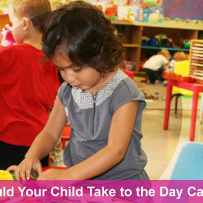 What Should Your Child Take to the Day Care Centre?