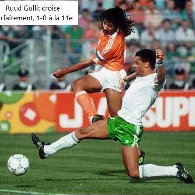 Coupe du Monde 1990 en Italie, Groupe 6: Irlande - Pays-bas