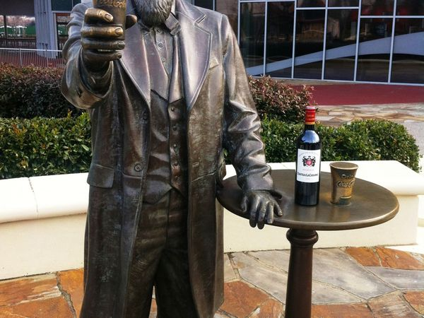 chosen by Dr. John S. Pemberton who invented Coca-Cola ...
