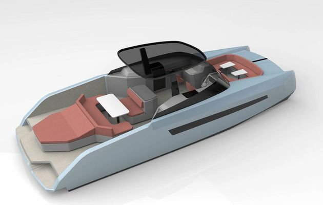Yachting - Seavy 11, the Canada Dry of powercats