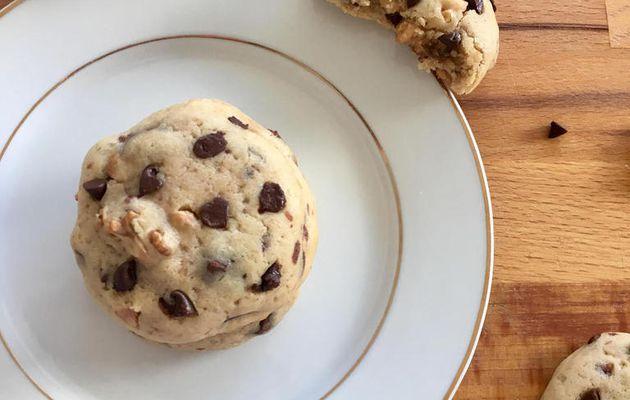 [ Cookie Recipe n° 7 ] : Mes Cookies Méga Moelleux aux Pépites de Chocolat, Noix et Sirop d'Érable ! :)