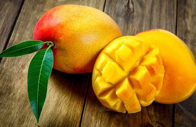 LA MANGUE ,fruit protecteur des indiens