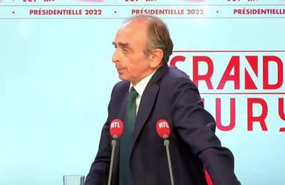 Éric Zemmour était invité de LCI