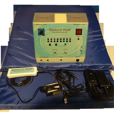 Miracle PEMF ™ Pain Relief & Wellness Machine! Evaluation!