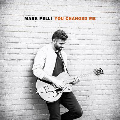Singer and producer Mark Pelli shares latest single 'You Changed Me'!