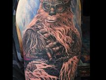 star wars tattoo roxane duquenne