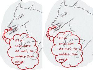 Atelier du 19 janvier - La fable et ses réécritures - Le loup et l'agneau