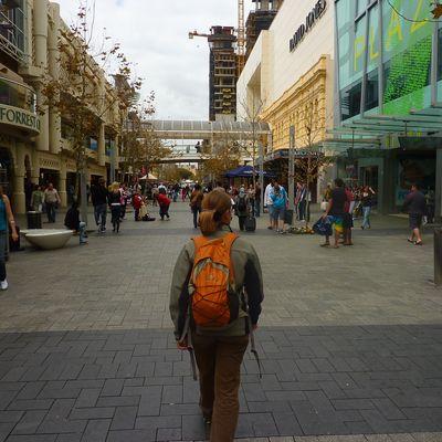 Australie: depart pour l'outback difficile...