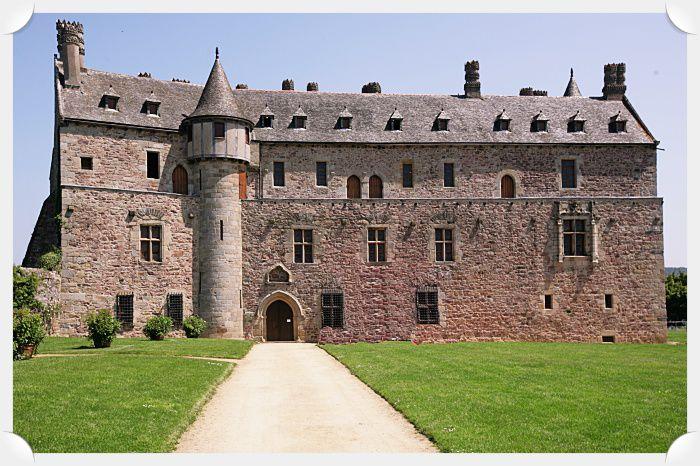 Diaporama château de La Roche Jagu - Ploëzal