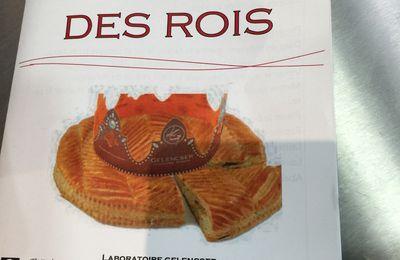 Cours chez le Maitre chocolatier GELENCSER - 09.01.16