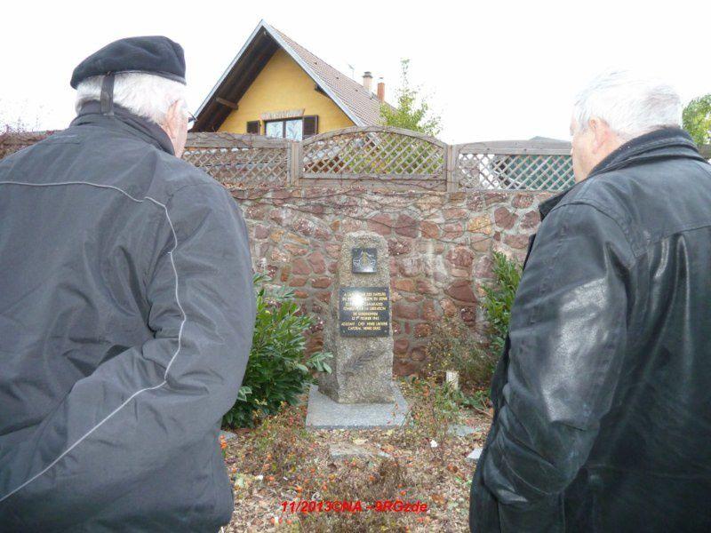 Amitiés internationales à Sigolsheim