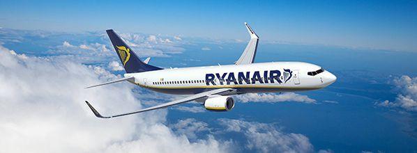 Ryanair : 82% des vols à l'heure en avril