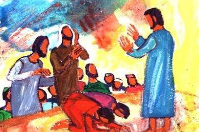 L'ordre de mission des disciples Homélie Trinité B (30.05.2021)