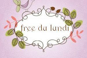 Free du lundi.... en ce jour... Liberté