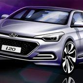 Nouvelle Hyundai i20...c'est pour bientôt! - FranceAuto-actu - actualité automobile en France et à l'étranger