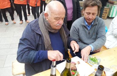 Chartres : au « Grand Monarque », 33e Paulée des vins de Loire avec Michel Troisgros - Le blog...