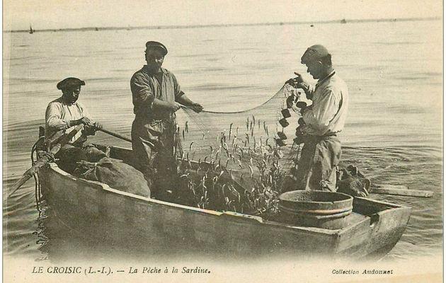 """Société des Amis du Croisic / Béatrice Verney - """"La sardine du Croisic, petit poisson, grande histoire"""""""