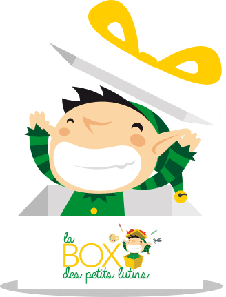 Box mensuelle de loisirs / la box des petits lutins