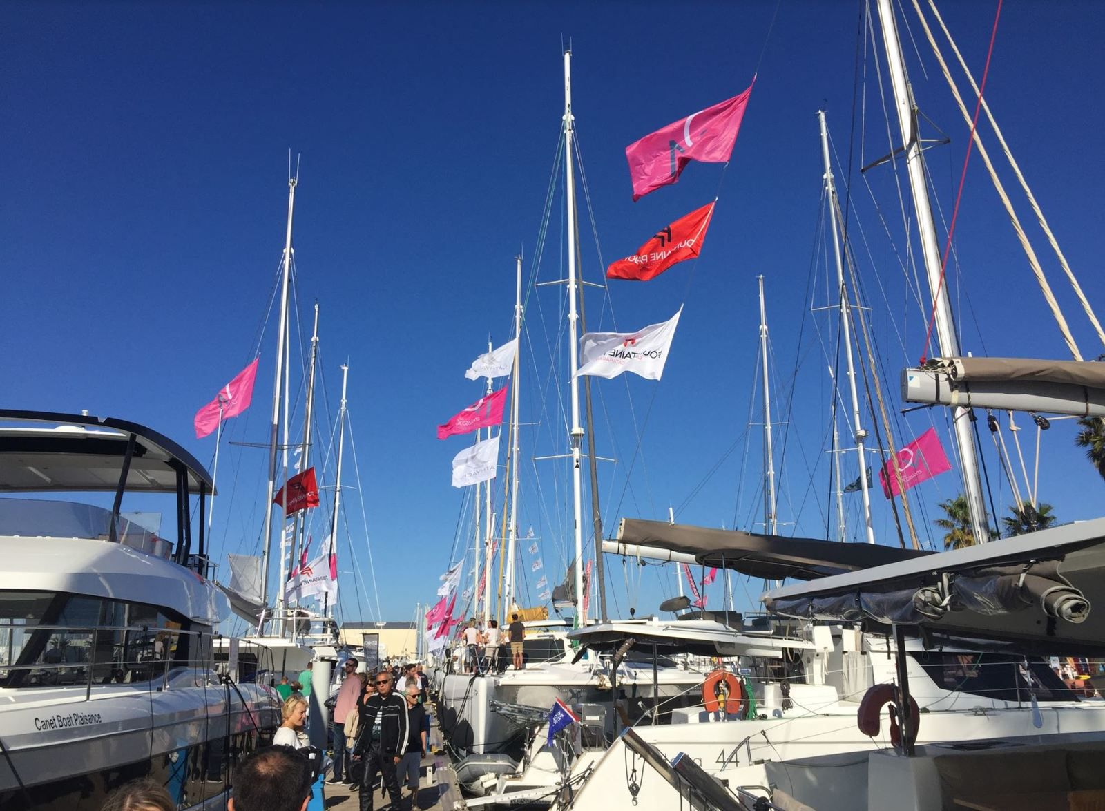 Les Occasions du Multicoque Boat Show, from October 15 to 18, in Canet en Roussillon (France)