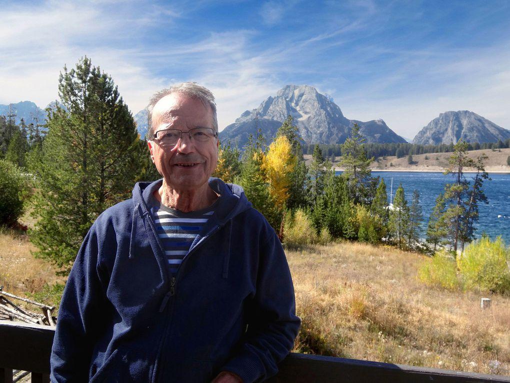 Diaporama : Nous à Grand Teton National Park