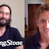 Keanu Reeves and Alex Winter Talk 'Bill & Ted Face the Music'