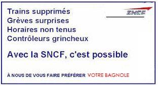Desserte TGV de la Charente : ce sera encore pire à partir du 2 juillet 2018