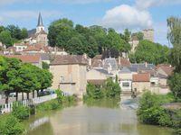 Montbard - Le cabinet de travail de Buffon - Château et parc Buffon