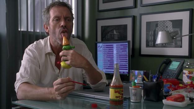 Critiques Séries : House. Saison 7. Episode 10. Carrot or Stick.