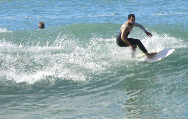 """"""" Surfer sur la vague...."""