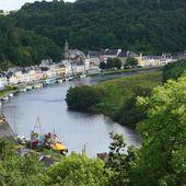 204 - La fin du monde du 21 décembre 2012, Châteaulin dans le Finistère, gros dégâts, Joyeux Noël,