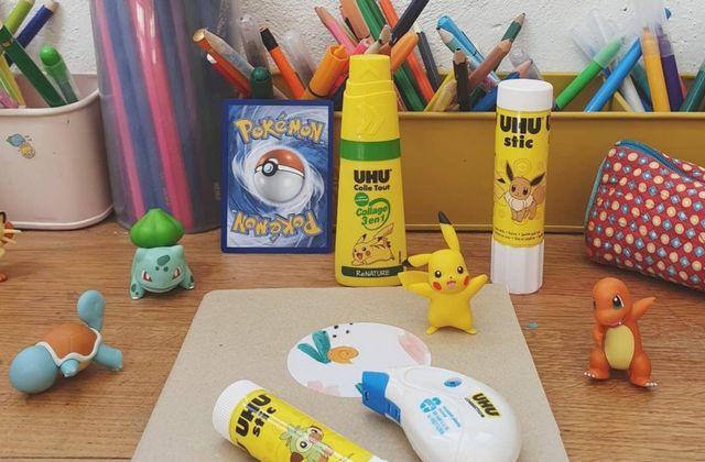 Pokémon x UHU : être collé à l'école n'a jamais été aussi cool !