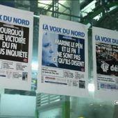 """VIDEO. Hénin-Beaumont : """"La Voix du Nord"""" fait front"""