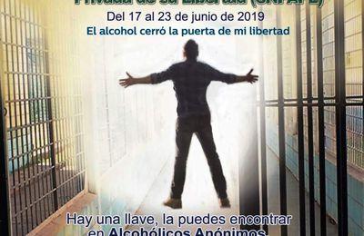 Semana Nacional de la Persona Alcohólica Privada de su Libertad