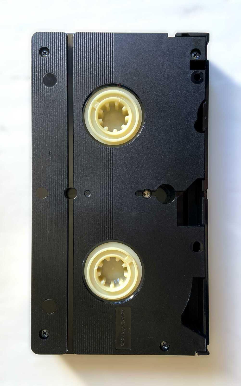 Cassette VHS bebete show n°2 «Miracle...ça marche!» 1988