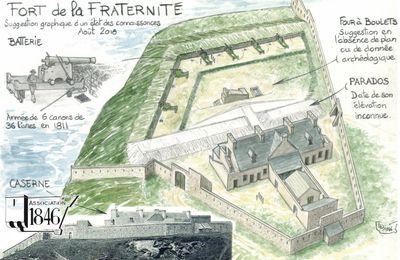 Fort de la Fraternité, Roscanvel