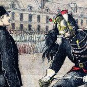 5 janvier 1895 : la dégradation du capitaine Dreyfus
