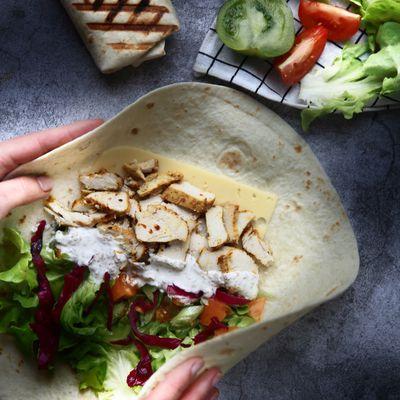 Kebab maison, méthode facile en peu d'étapes