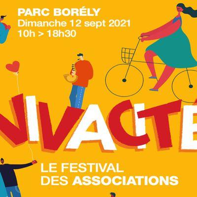 Esperanto Marseille à Vivacité, le festival des associations Dimanche 12 septembre 2021