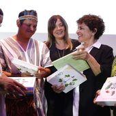 Libro recoge cuentos amazónicos en lenguas matsigenka y yine