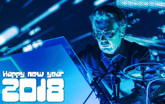 Happy New year 2018 to all the Jarre fans out...