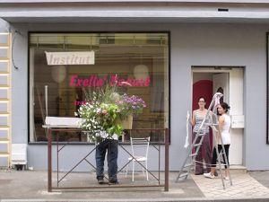 N° 13 rue Clemenceau à Algrange - Epicerie - Institut de beauté